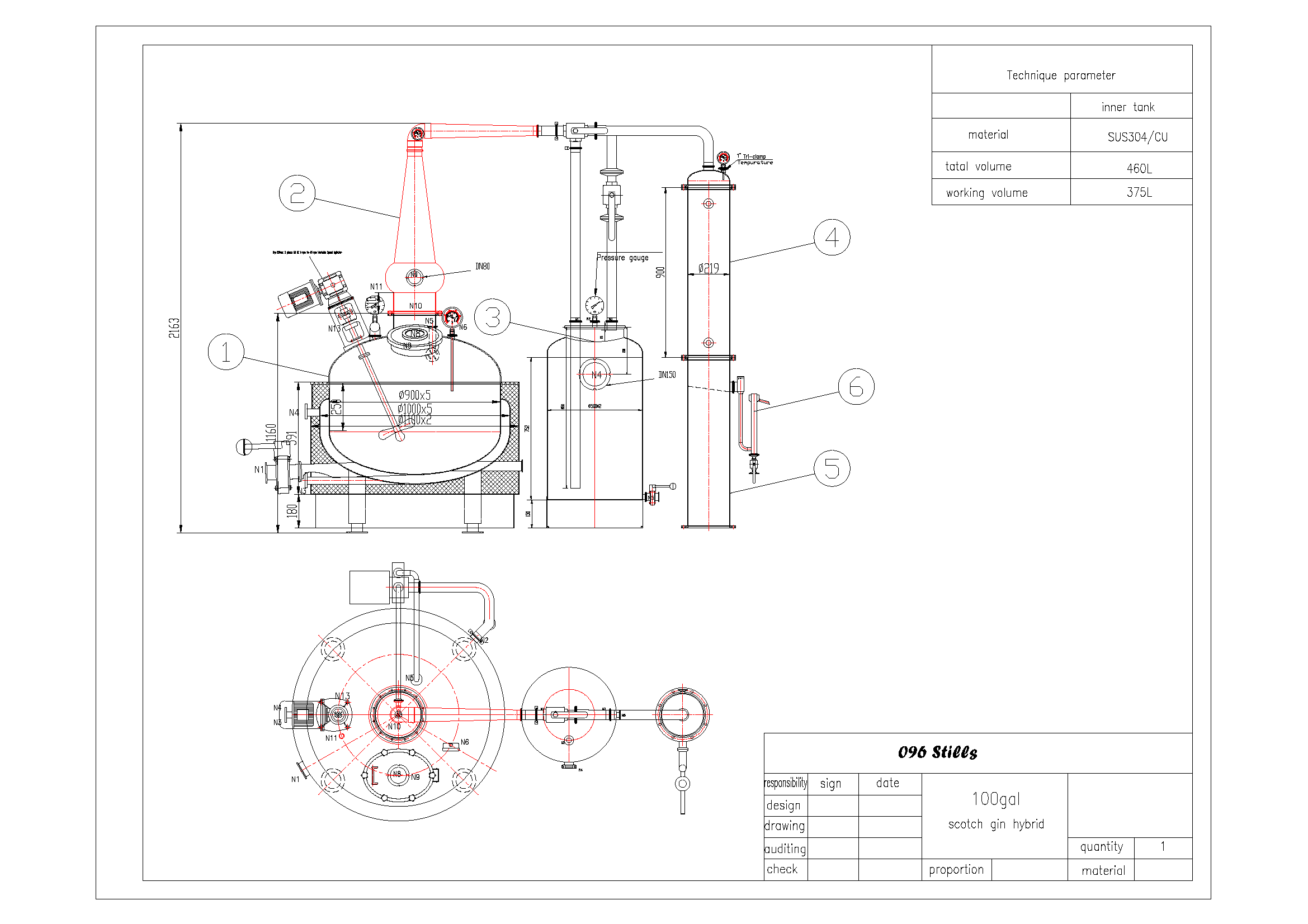 096 Stills Reflux Still Diagram Pro Line Mash Tun Boilers